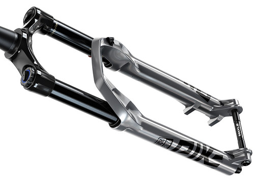 "RockShox spendiert eine Pike Ultimate 29"" mit 150 mm Federweg in smartem Polarsilber"