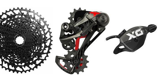SRAM X01 Eagle 1x12-fach E-Bike Upgrade-Kit – jetzt wechselst du deine 12 Gänge noch schneller!