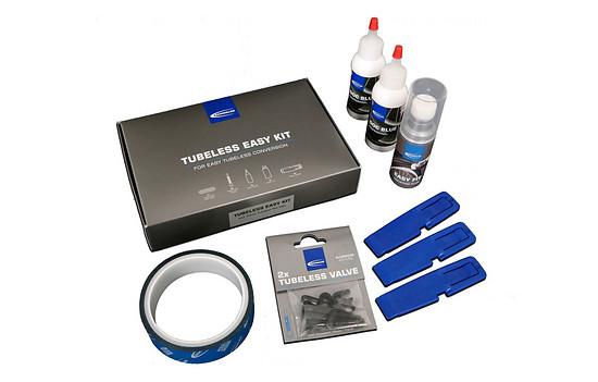 Mit dem Schwalbe TL Easy-Set kannst auch du deine Reifen einfach auf Tubeless umbauen