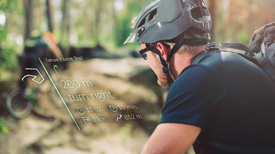 Anwendungsfall am E-Bike