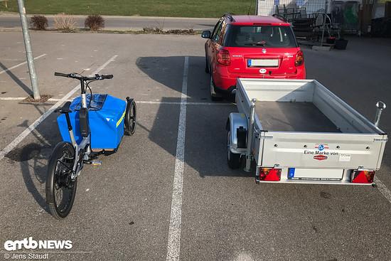 Parkplatznutzung