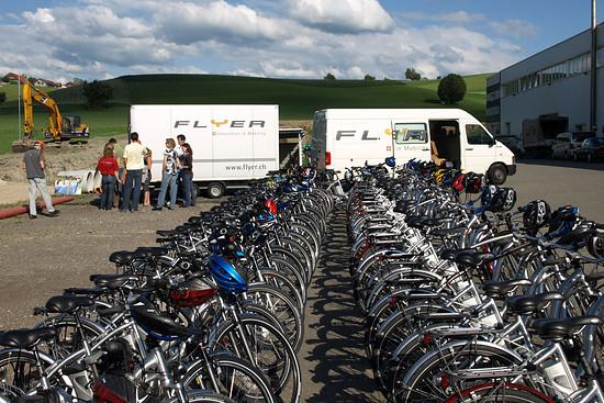 Bis 2014 hatte Flyer seinen Schwerpunkt bei klassischen Touren-E-Bikes.