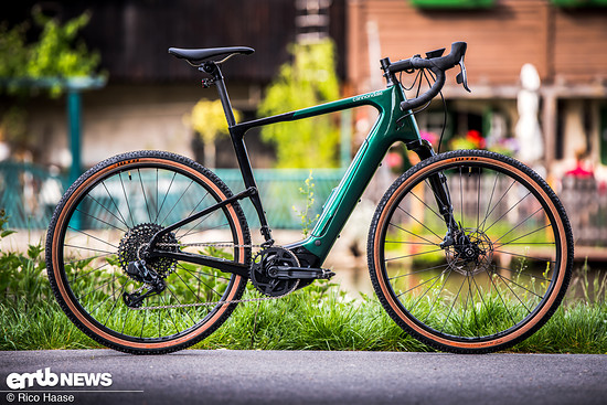 Cannondale Topstone NEO 1 Lefty – die moderne Interpretation des Themas E-Gravelbike