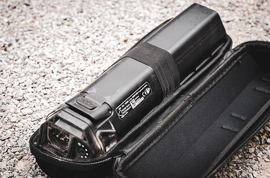 Das Cairn-Case fasst einen klassischen Fazua-288 Wh-Akku.