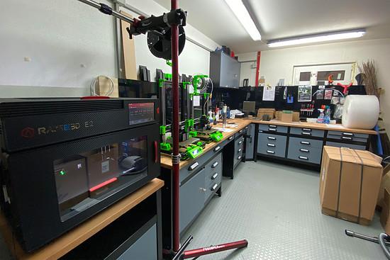 Die 3D-TDurbecks Druckfabrik