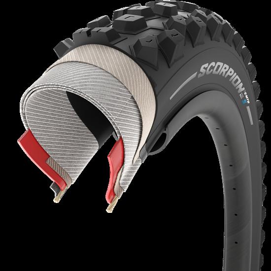 Scorpion E-MTB - S - HyperWALL - section