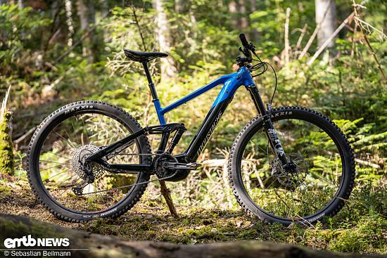 E-Trailbike mit Uphill-Qualitäten!