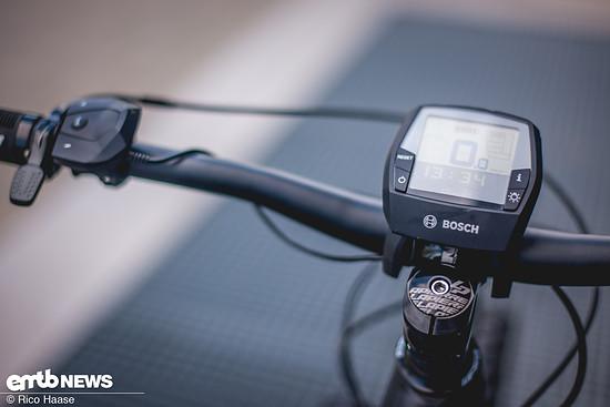 Bosch Intuvia-Display bietet alle Details auf einen Blick