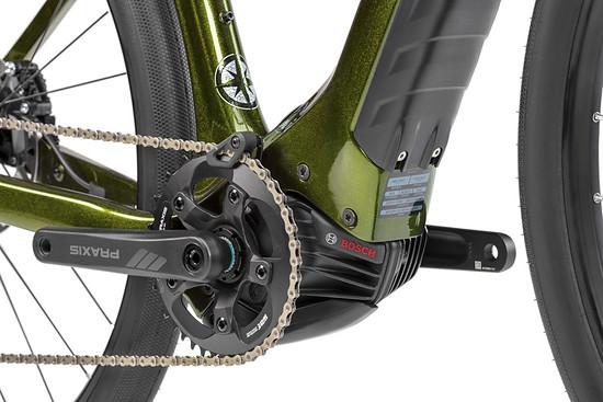 Mit bis zu 85 Nm liefert das Spitzenmodell Performance CX von Bosch ein sattes Drehmoment.