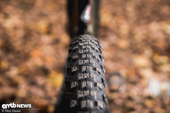 Das Profil des Pirelli Scorpion M + R ist ...