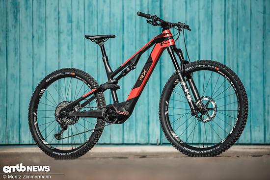 Rotwild R.X375 Pro – dieses E-All-Mountain wirkt schnell und sexy