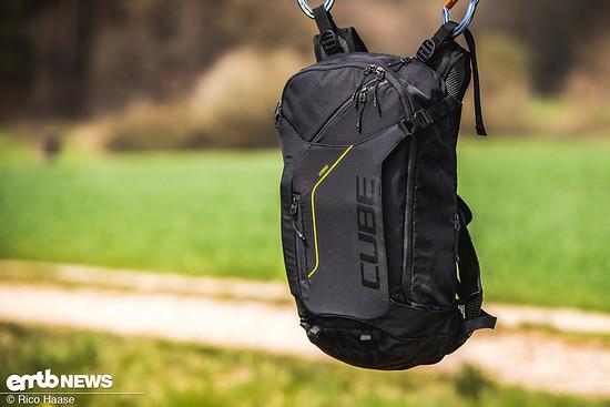 Cube Edge Hybrid E-Bike-Rucksack mit 20 l Volumen | Preis (UVP): 149,95 €