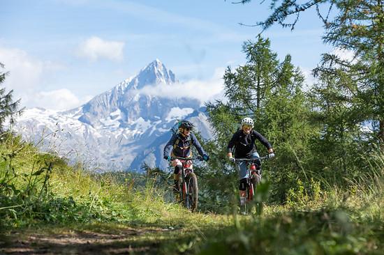Der neue Fahrmodus Tour+ belohnt etwas mehr Krafteinsatz auf ebenen Streckenabschnitten mit Energieeffizienz und höherer Reichweite