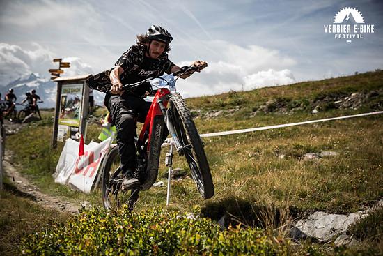 Bei der Bosch eMTB Challenge steht der Spaß im Vordergrund