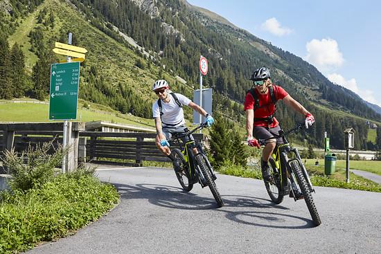 E-Bike WM 2021 2 (c) TVB Paznaun –  Ischgl