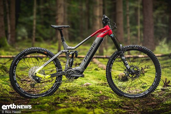 Haibike NDURO 7 – E-Bike Neuheiten 2022