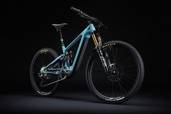 Yeti SB160E - Neuheit 2022 YetiCycles 160E T1 Turq Dark 01