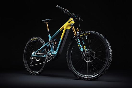Yeti SB160E - Neuheit 2022 YetiCycles 160E T1 Team Dark 01