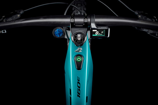 2022 YetiCycles 160E Detail System On Off