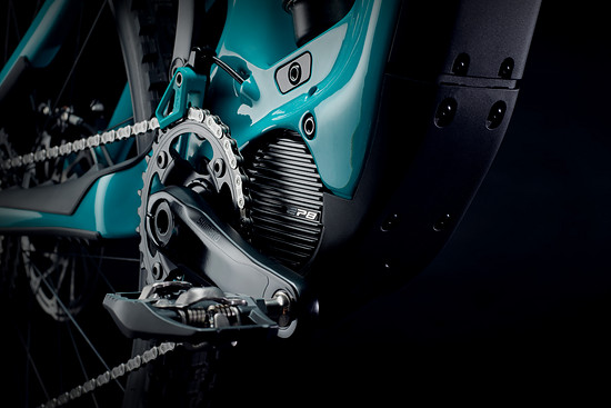 2022 YetiCycles 160E Detail BB Drive