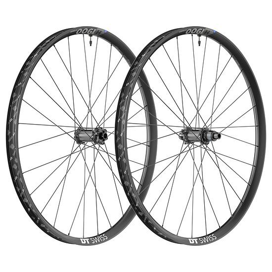 DT Swiss H 1900 Spline stellt den Einstieg in die, speziell für E-Bikes geschaffene, Welt der DT Swiss Hybrid-Laufräder dar