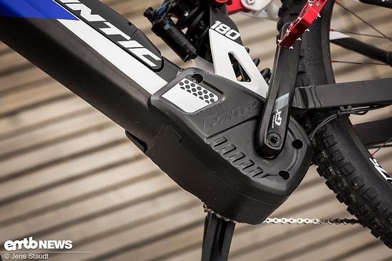 Das Fantic XF1 Integra basiert auf einem Brose-Motor.