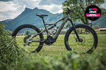 sexiest e-bike alive, der titel geht an das specialized levo short travel fsr ce 6fattie
