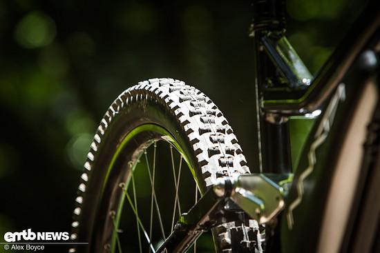 breite 28 mm Downhill-Felgen