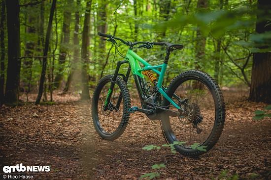 Mit dem Kenevo gelingt Specialized der ganz große Wurf im Bereich langhubiger E-Bikes