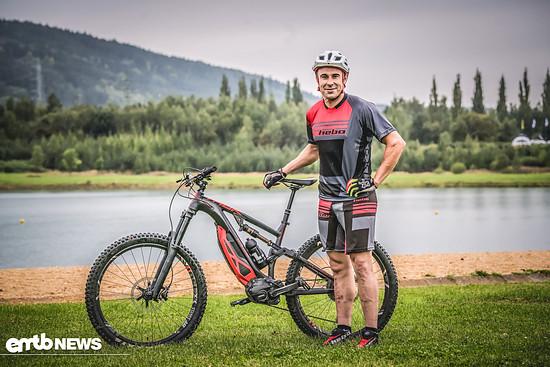 Thok E-Bikes und RepsolHonda Trial Team werden Partner