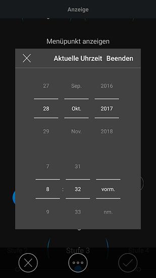 Hier kannst du jetzt die Uhrzeit deines Shimano E-MTB-Antriebs einstellen